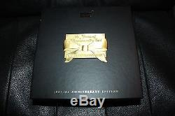 Montblanc Meisterstuck 145 Special 75th Anniversary Diamond Edition Roller B Pen