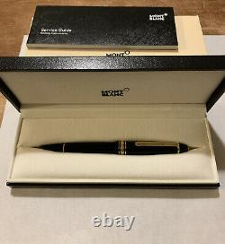 Montblanc Meisterstuck 162 Legrand Rollerball MINT CONDITION Authentic