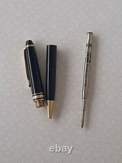 Montblanc Meisterstuck 164 Roller Ball Pen Classic Made In Germany