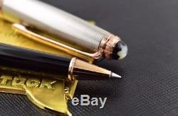 Montblanc Meisterstuck 75th Anniversary LE 1924 Doue Rose Gold Rollerball Pen