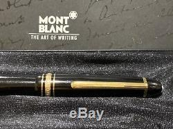 Montblanc Meisterstück GOLD LeGrand Rollerball Pen Pre Owned