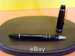 Montblanc Meisterstuck Gold-Coated LeGrand Rollerball Pen Very Nice