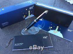 Montblanc Meisterstuck Le Petit Prince & Fox Le Grand Rollerball Pen 118053