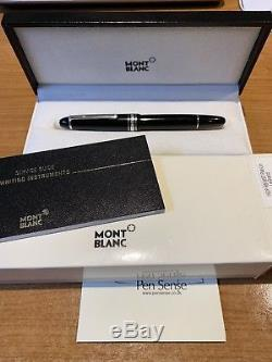 Montblanc Meisterstuck LeGrand Rollerball Pen Used
