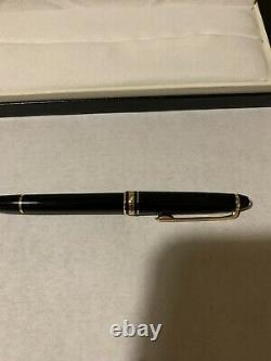 Montblanc Meisterstuck Rollerball Pen Authentic- Serial # Checked & Verified