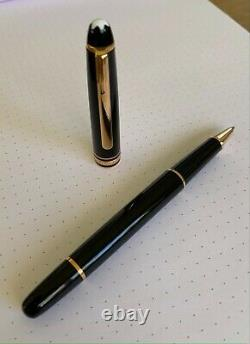 Montblanc Meisterstuck Rose Gold Classique Rollerball