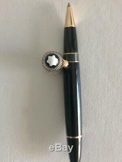 Montblanc Meisterstuck Solitaire Doue Sterling Silver Cap Rollerball Pen