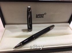 Montblanc Meisterstuck Ultra Black Classique 163 Rollerball Pen #114828 Used