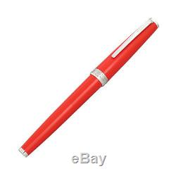 Montblanc PIX Coral Resin Rollerball Pen 114813