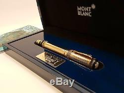 Montblanc Patron Of Art Friedrich II The Great Limited Edition Fountain Pen