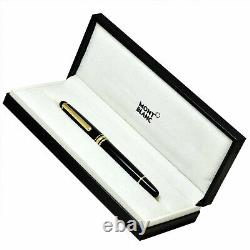Montblanc Pen Meisterstuck Classique Gold Rollerball 12890 in box and papers