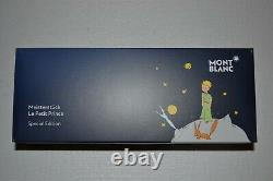 Montblanc Petit Prince LeGrand Rollerball Pen in Blue NEW