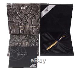 Montblanc Ramses II Lapis Legrand Rollerball Pen New In Box 20162 146 Size