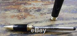 Montblanc Rollerball Ink Pen Sapphire Meisterstuck 59213 Gently Used