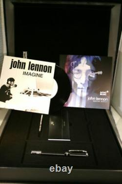 Montblanc Rollerball Pen Special Edition John Lennon Donation New In Box