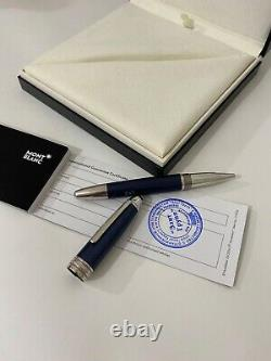 Montblanc Solitaire Blue Hour Legrand Rollerball Pen