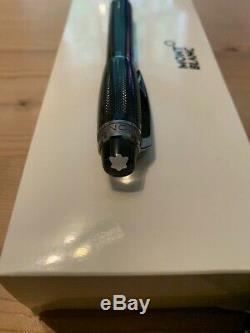 Montblanc StarWalker Extreme Rollerball Pen And Case