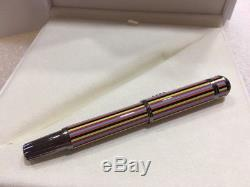 Montblanc The Beatles Special Edition Rollerball Pen #116257 New In Box