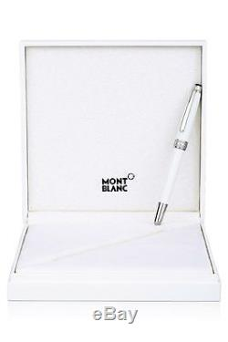 Montblanc Tribute To The Mont Blanc Miestersück Rollerball Pen 106845 New In Box