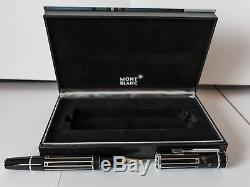 Montblanc Writers Edition Thomas Mann Rollerball Pen