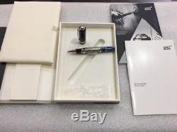 Montblanc Writers Edtn 2015 Leo Tolstoy Rollerball Pen New