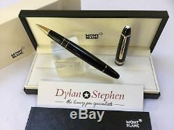 Montblanc meisterstuck 162 legrand gold line rollerball pen + boxes