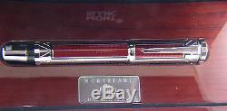 New In Box Limited Edition Montblanc Sir Henry Tate Fountain Pen 36985
