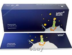 NEW Montblanc Meisterstuck Le Petit Prince & Fox LeGrand Rollerball Pen 118053