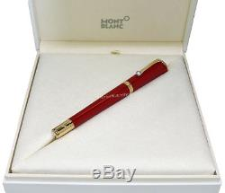 NEW Montblanc Muses Marilyn Monroe Special Edition Rollerball Pen 116067