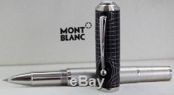 New Montblanc Albert Einstein Rollerball Pen Great Characters 2012 Box + Papers