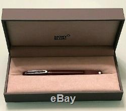 New Montblanc M Designed by Marc Newson Rollerball Special Edition Brown Pen