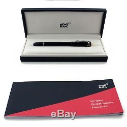Rollerball MONTBLANC Heritage Collection Rouge et Noir Special Edition- 114723