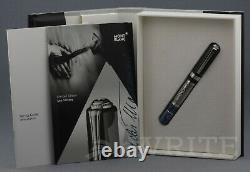 Rollerball Pen Montblanc Writer Edition Leo Tolstoy 04239/7000 Complete Box