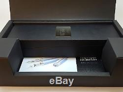 TIBALDI by Montegrappa For Bentley Continental Blue Limited Edition Fountain Pen