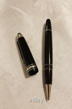 Used Montblanc Meisterstuck UNICEF Signature for Good LeGrand Rollerball Pen