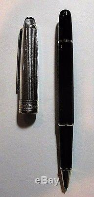 Vintage Montblanc Doue Rollerball 925 Sterling Silver